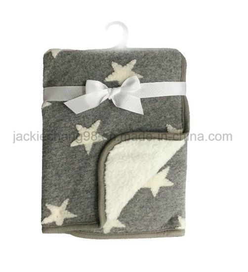 Cut Flowers Baby Blankets -Little Stars pictures & photos