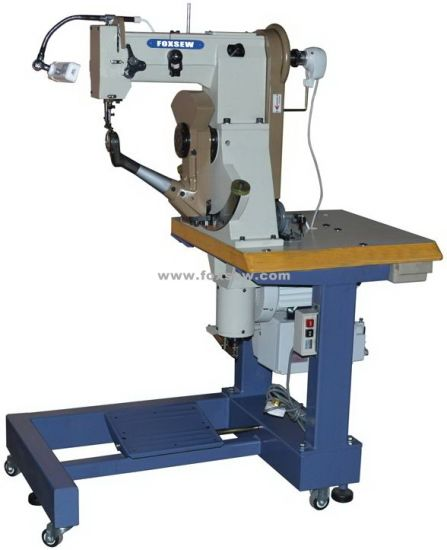 Double Thread Sole Stitching Machine for Leisure Shoes
