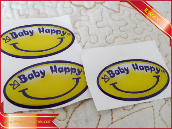 Embossed Crystal Glue Sticker 3D PVC Label Epoxy Sticker pictures & photos