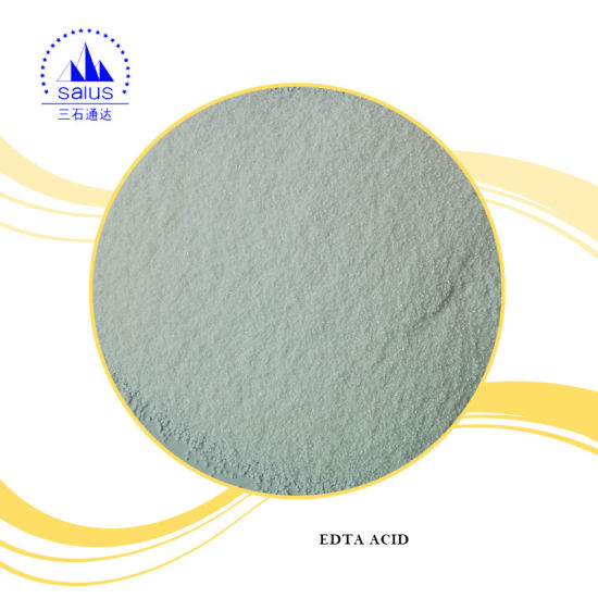 99% EDTA Acid Ethylene Diamine Tetraacetic Acid pictures & photos