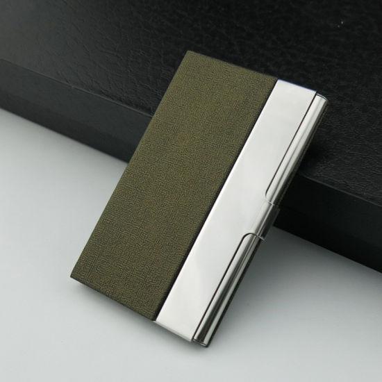 China promotion gift wholesale ss bulk leather business card holder promotion gift wholesale ss bulk leather business card holder colourmoves