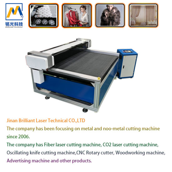 CNC Wood/ Cloth /Leather /PVC /EVA L CO2 Laser Cutting \Engraving Machine