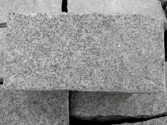 G601, G602, G603. G654, Grey Black Paving Stone