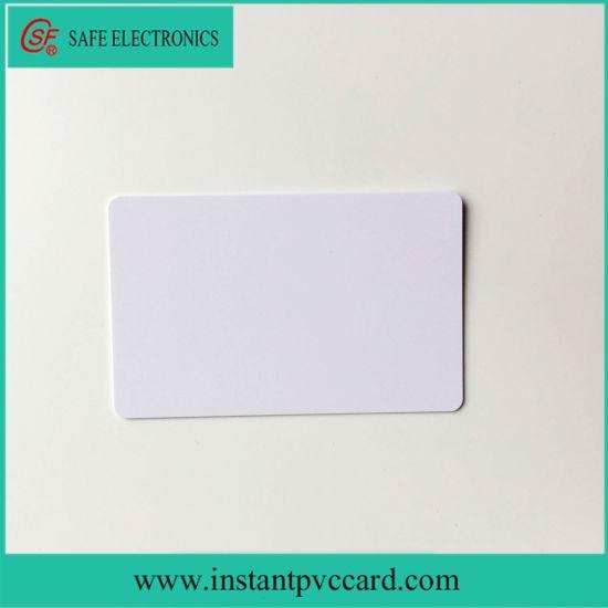 China Glossy 0 45mm Thickness Inkjet Printable PVC Card - China PVC