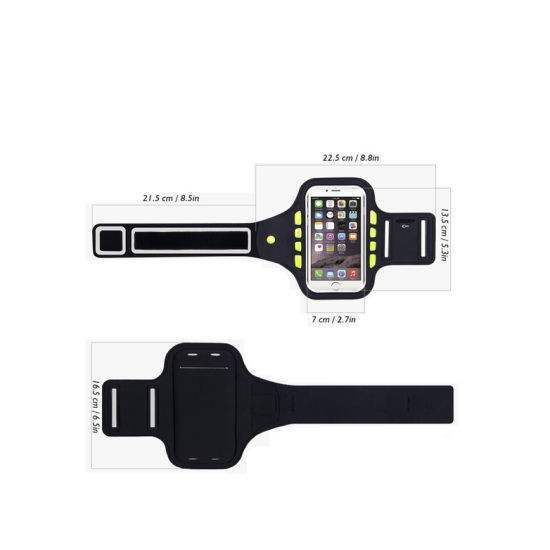 Sport Armband/Cellphone Arm Bag Holder pictures & photos