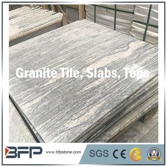 China High Quality Building Material Stone Floor Tile Light Grey ...