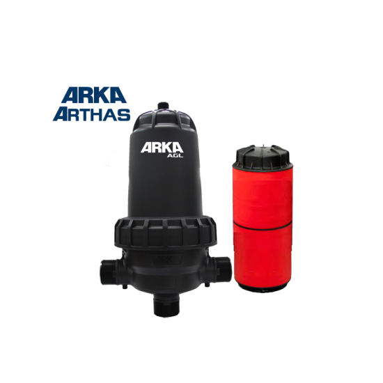 """2"""" T Type High Flow Agl Plastic Disc Irrigation Water Filter"""