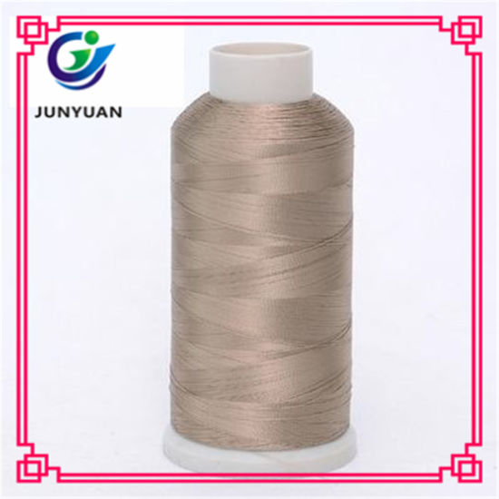 High Quality Polyester Exquisite China Embroidery Thread China