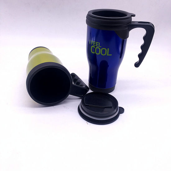BPA Free Double Wall Stainless Steel Travel Mug, Auto Mug, Promotion Mug (SH-SC65) pictures & photos