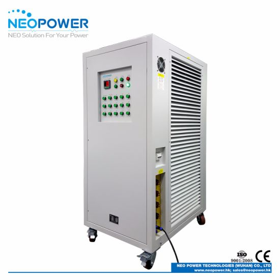 China 30kw 3 Phase Test Power Source Smart Control Load