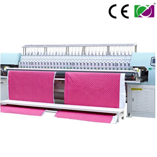 New Technology 12 Head Embroidery Machine pictures & photos