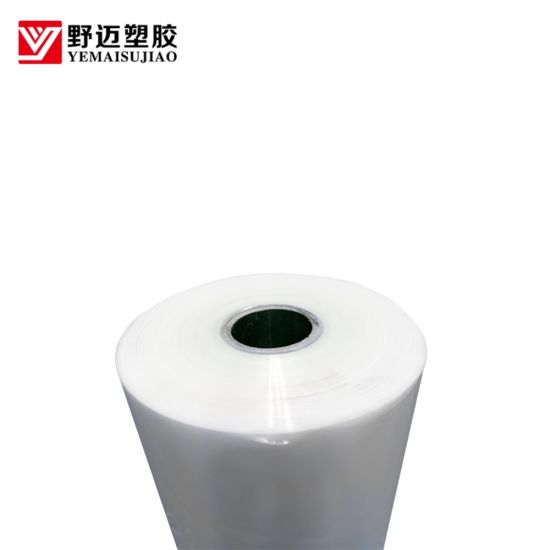 Plastic Product Packaging Material LLDPE Stretch Shrink Film for Protecting Cartons