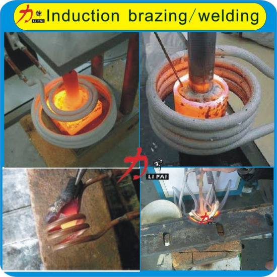 Heating Fast Induction Heating Machine Tgs-30 for Hardening/Brazing/Melting pictures & photos