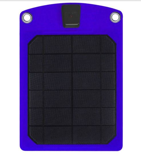 5W ETFE Solar USB Portable Mobile Phone Computer iPhone Battery Panel Charger Very Portable pictures & photos