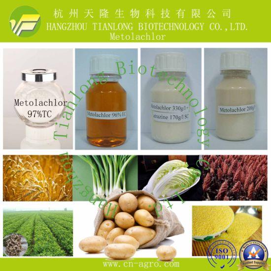 Metolachlor (96%TC, 960EC)-Herbicide
