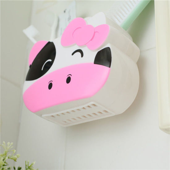 Toothbrush Holder Cartoon Bathroom Suction Cute Wall Animal Sucker Cup Home New pictures & photos