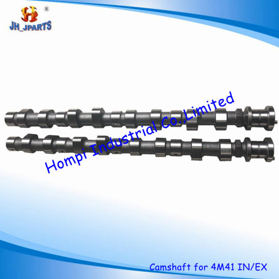 Car Parts Camshaft for Mitsubishi 4m41 in/Ex Me203074 Me203075