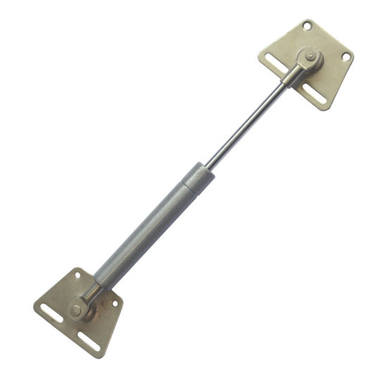 Large Pressure Force Gas Spring with Ball Studs