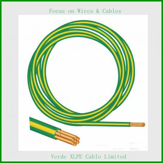 Southeast Asia Hot Sale PVC Electric Cable Building Wire pictures & photos