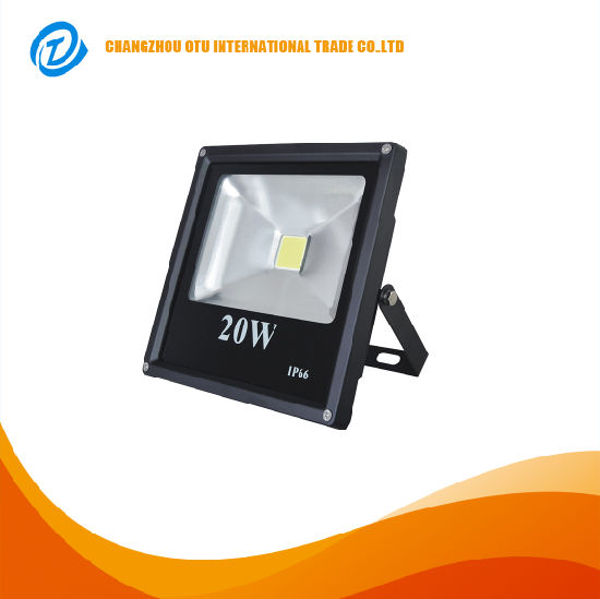 China Factory High Lumen Outdoor Lighting Epistar Chip Module Type 10W 20W 30W 50W 100W COB LED Flood Lights pictures & photos