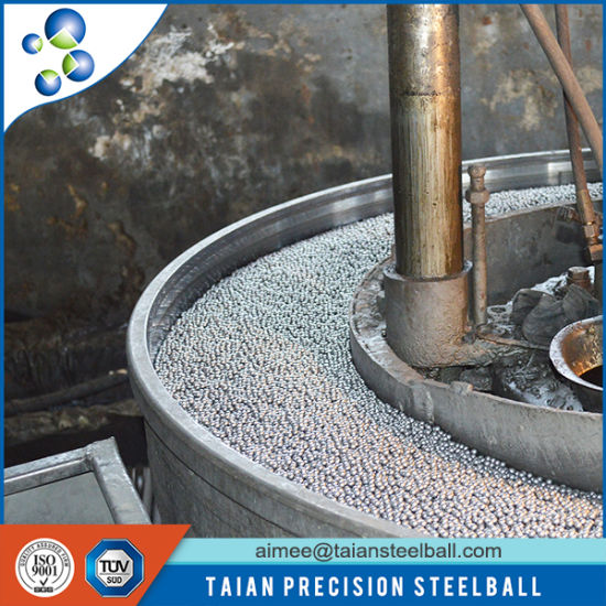 "Factory Top Quality AISI1010 Carbon Steel Ball Bearing Ball 22.225mm 7/8"" pictures & photos"