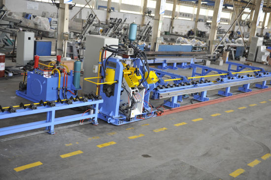 CNC Angle Line Machine for Power Transmission Tower Model pictures & photos