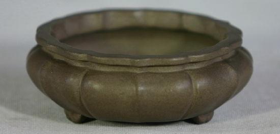 China Hand Made Unglazed Bonsai Pot Jf3042 China Bonsai Tools And Bonsai Pots Price