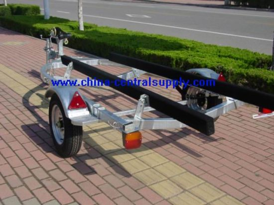 Wholesale Buy Supplier Sale Galvanized Hydraulic Light Duty 3.6m Jet Ski Trailer (CT0062B) pictures & photos