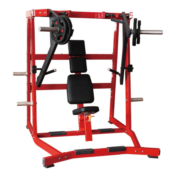 Plate Loaded Hammer Strength ISO-Lateral Wide Chest Gym Equipment pictures & photos