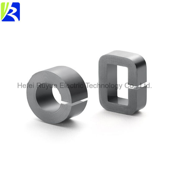 Silicon Steel Rectangular Core for Low Frequency Transformers Magnetic Core