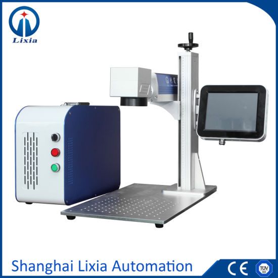 Chinese Supplier Fiber Laser Marking Machine for Metal pictures & photos