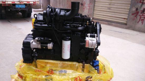 Turbocharged Water Cooled Cummins Marine Engine