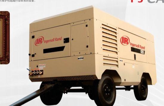 China Ingersoll Rand/ Doosan Portable Screw Compressor