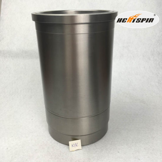 Cylinder Liner/Sleeve Hino K13c Spare Part Water Jacket Chrome pictures & photos