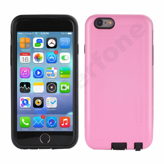 Hybrid PC+TPU Fashion Phone Cover for iPhone 7 4.7''