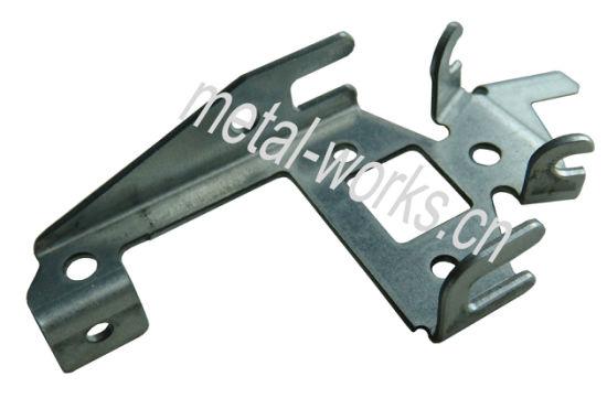 Progressive Die Stamping Parts, Galvanized Steel Part