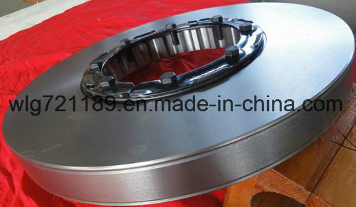 Commercial Vehicle Brake Disc for Volvo pictures & photos