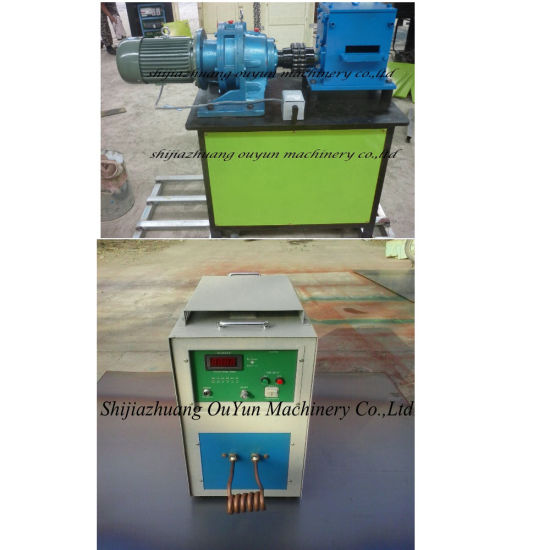 Iron Work Forging Machine/End Hot Fishtail Machine for Decorative pictures & photos