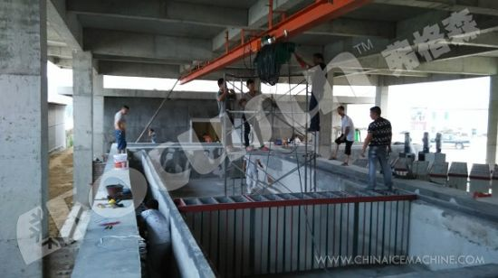 300 Tons Block Ice Machine Large Capacity Industrial Ice Machine pictures & photos