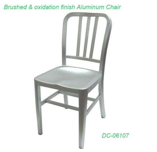 Modern Aluminum Navy Chair Manufacturer (DC 06107)