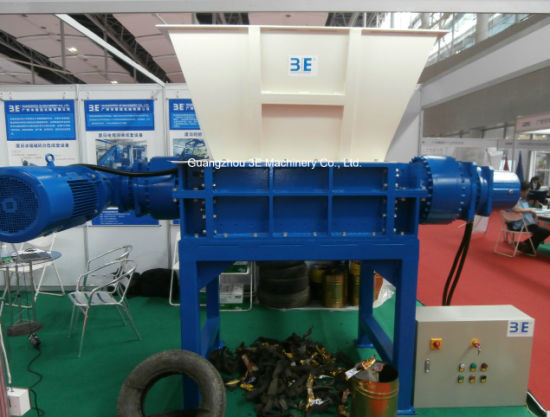 Metal Shredder/Plastic Crusher/Tire Shredder of Recycling Machine/ Gl32100 pictures & photos