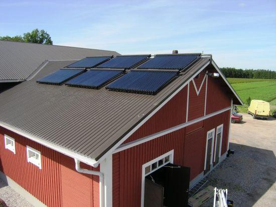 300L Solar Keymark Certificated Heat Pipe Solar Collector (SPA58/1800-30)