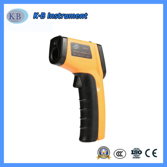 2019 Newest High Temperature Infrared Thermometer 2000 Degree