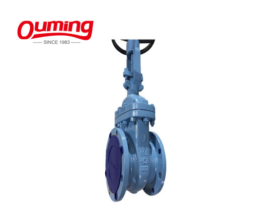 High Quality Ductile Iron Flange Price 3 Inch Gate Valve pictures & photos