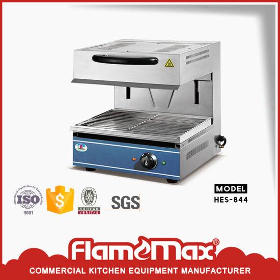 Hes-844 High Grade Baking Equipment Counter Top Electric Salamander