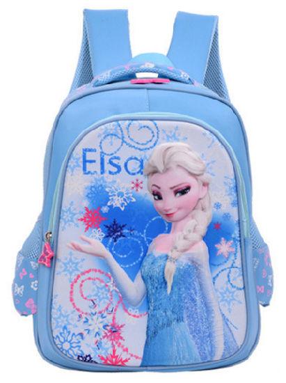 c3590faef1 China Hot Sale Frozen Girl Backpack Children′s Schoolbag Cartoon ...
