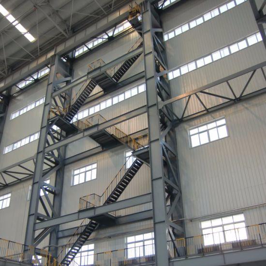 Prefab / Prefabricated Light Steel Structure Building Warehouse