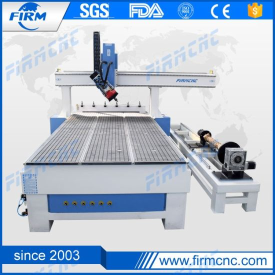 Good Quality Wood Door Making Machine Wood Carving 4 Axis CNC Router for Sale