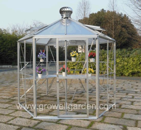 Titan Hexagonal Greenhouse (HEX10A)