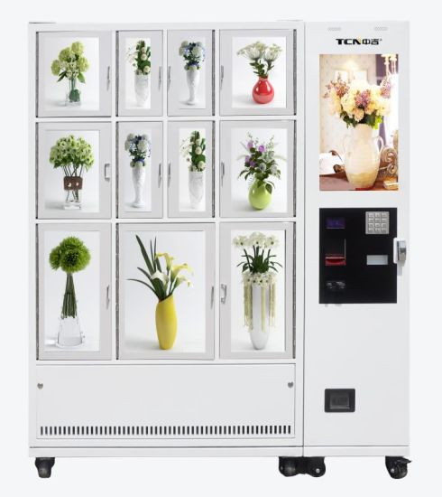 Afen Self Automatic Flower Vending Machine pictures & photos